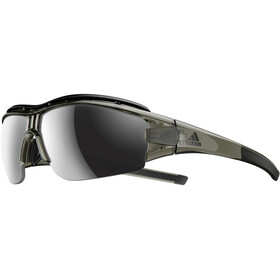 adidas Evil Eye Halfrim Pro Glasses L cargo shiny chrome